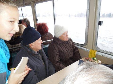 Ausflug - Stammtisch 8. Dezember 2012