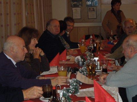 Generalversammlung - Weihnachtsfeier 14. Dezember 2012